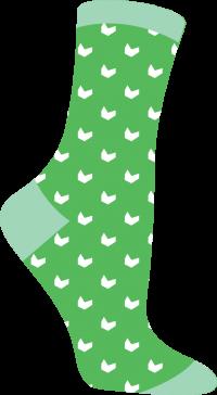 Charitativní ponožky Nr.6 1