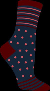 Charitativní ponožky Nr.8 1