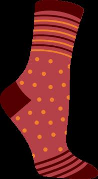 Charitativní ponožky Nr.9
