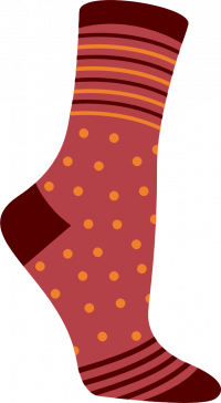 Charitativní ponožky Nr.9 1