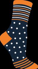 Charitativní ponožky Nr.10