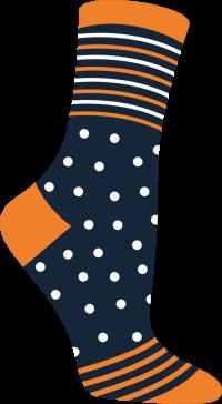 Charitativní ponožky Nr.10 1