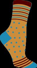 Charitativní ponožky Nr.11