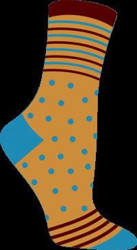 Charitativní ponožky Nr.11 1