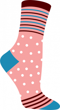 Charitativní ponožky Nr.12 1
