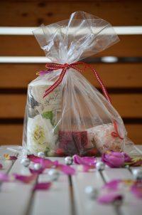 Dárkový balíček růže 1