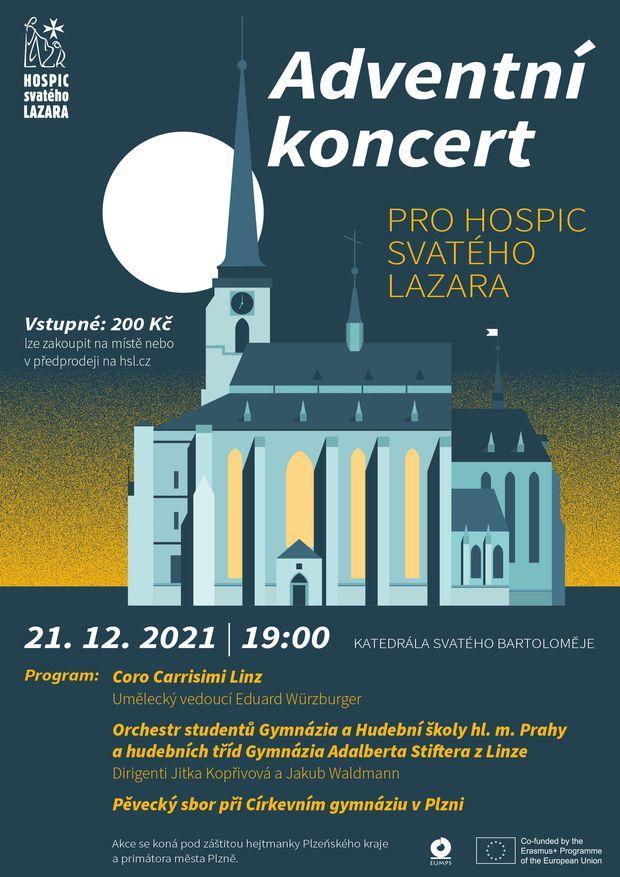 Adventní koncert pro Hospic svatého Lazara 1